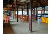 Rumah makan di lokasi strategis dan prospektif di Ciawi Tasikmalaya