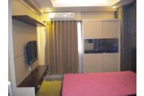Sewa Apartemen 1 Kamar, Desig Furnish Lux, Nyaman di Kota Bandung