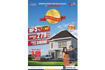 rumah mewah PARAMOUNT - MENTENG VILLAGE DP HANYA 5%