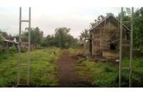 tanah kavling+rumah karangploso malang