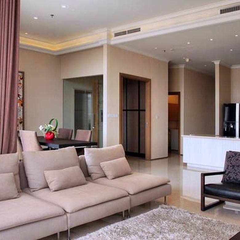 Dijual Apartemen Senopati Suites