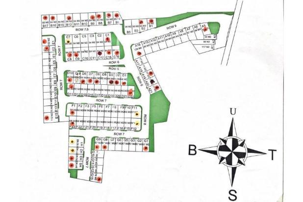 Rp868jt Rumah Dijual