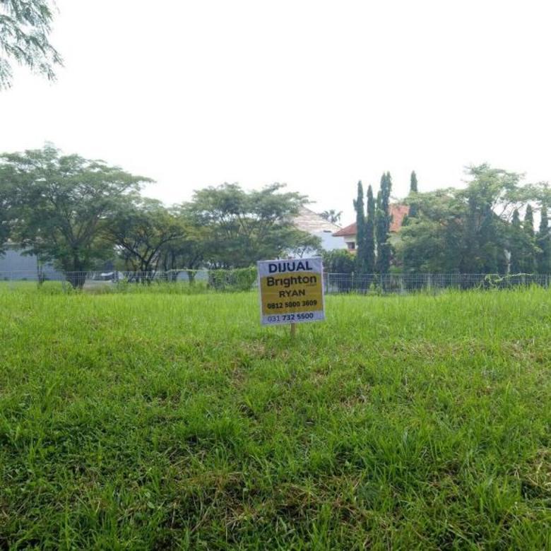 Kavling Citraland Raya Waterfront Surabaya
