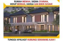 Rumah Syariah, Harga Murah, View Wah, Hidup Berkah