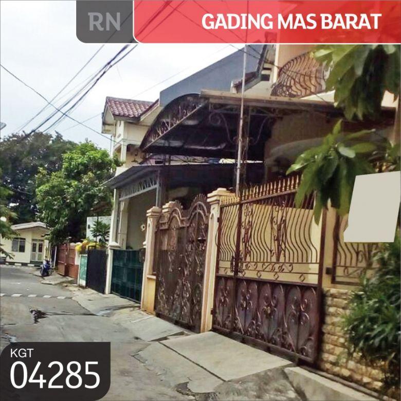 Rumah Gading Mas Barat Kelapa Gading, Jakarta Utara