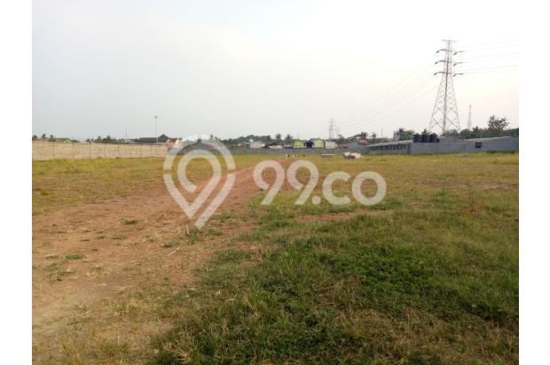 Dijual tanah dikarawang barat, murah dan lokasi sangat strategis 20794763
