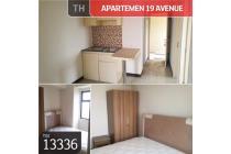 Apartemen 19 Avenue, Tower A, Tangerang, 37 m², Lt 8, PPJB
