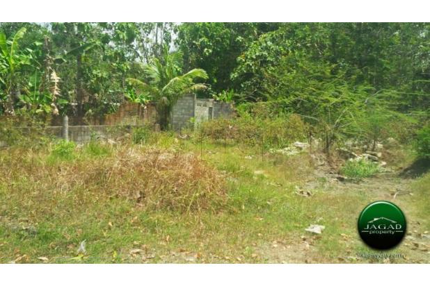 Rp582jt Tanah Dijual