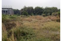 Tanah siap bangun murah di Pamulang