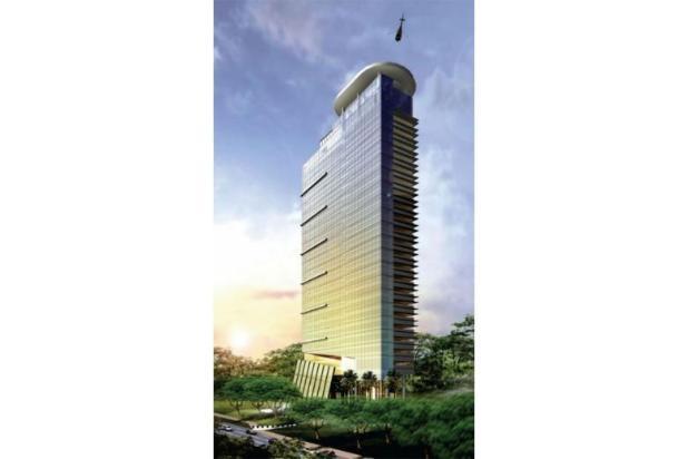Disewakan ruang kantor di Sovereign Plaza 174 sqm - TB Simatupang 12273173