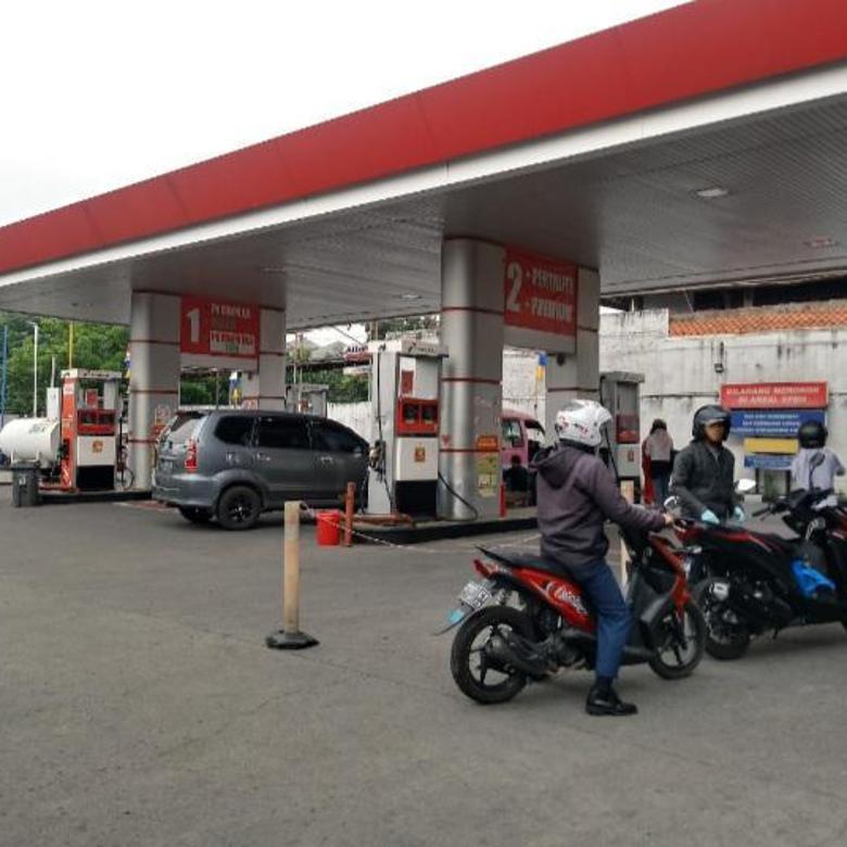 SPBU Masih Aktif Di Bandung