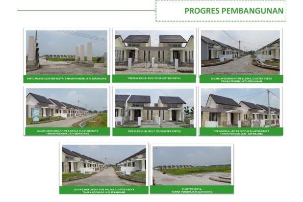 Rumah Baru siap Huni Taman pondok Jati dekat surabaya 17996270