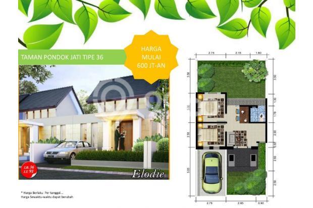 Rumah Baru siap Huni Taman pondok Jati dekat surabaya 17996276