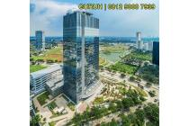 1 Lantai Office Space untuk Multinational Company, Presentatif di AlSut