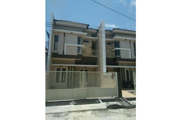 Citihome -- Rumah Manyar Tirtoyoso SHM Lingkungan Nyaman 14417040