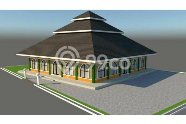 Rumah Murah TANPA DP lokasi strategis Dekat Bandara Soetta Skema syariah 20670280