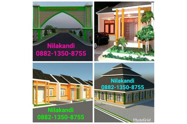 Rumah Murah TANPA DP lokasi strategis Dekat Bandara Soetta Skema syariah 20670370