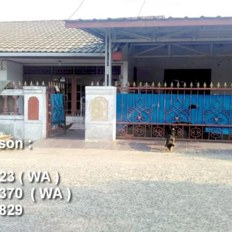 Rumah Bangunan Full Harga Nego di Harapan Jaya