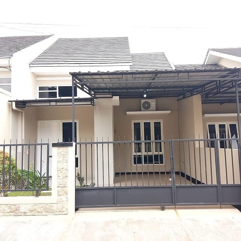 Rumah Cantik Jalan Kaliurang Km 12 Dekat Kampus UII Jogja