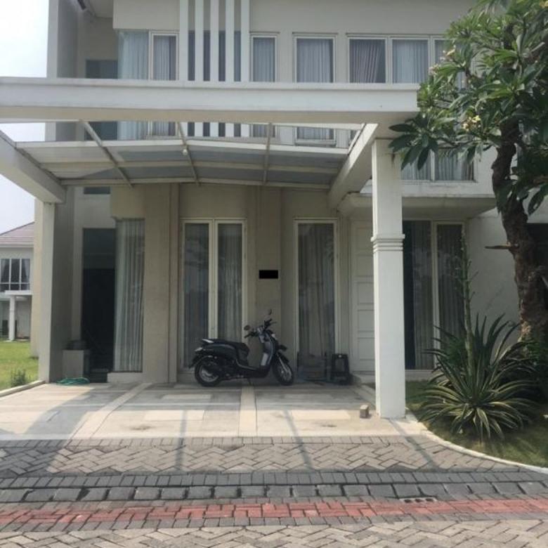 Rumah Besar 2 Lantai Harga Terjangkau di Grand Pakuwon