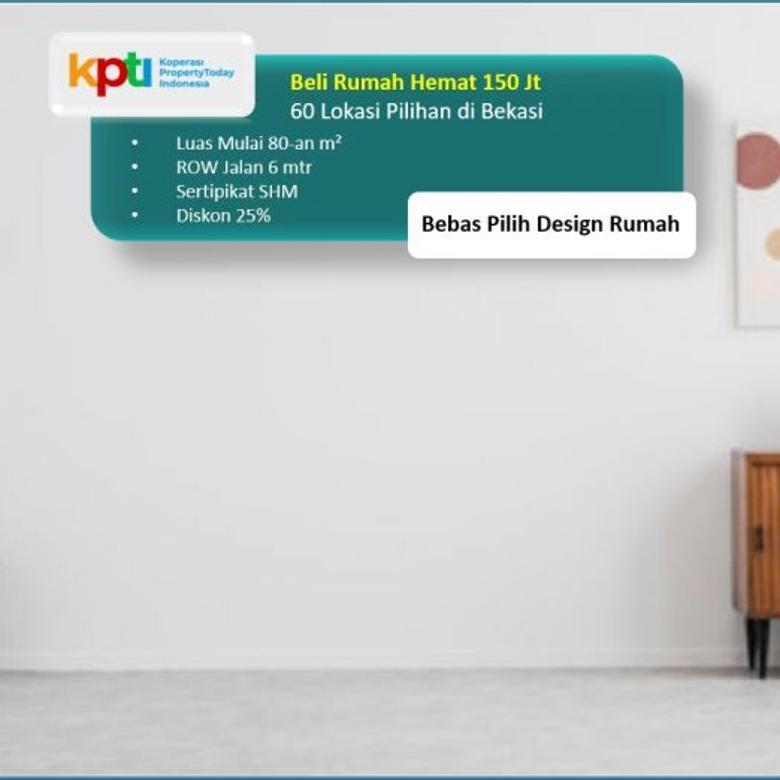Area Tol Srimahi Sertipikat SHM: Dapat Rumah Pangkas 150Jt