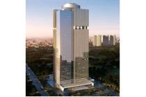 Disewa Ruang Kantor 880 sqm di GAMA Tower, Rasuna Said, Jakarta Selatan