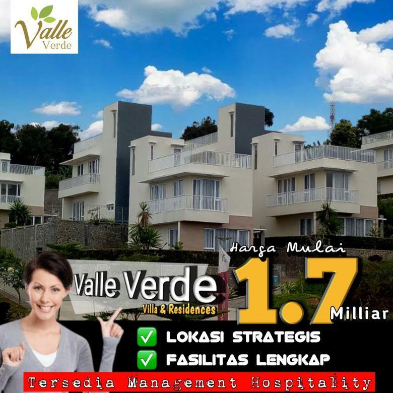 Valle Verde Premium and Exclusive Villa Cisarua Cimahi Bandung