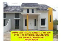 Rumah Sisa Tanah 60m2