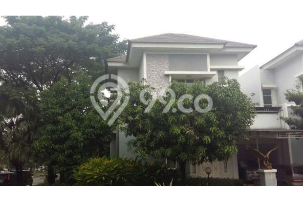 Dijual Rumah Bagus Lokasi Strategis Serpong Tangerang. 13427119