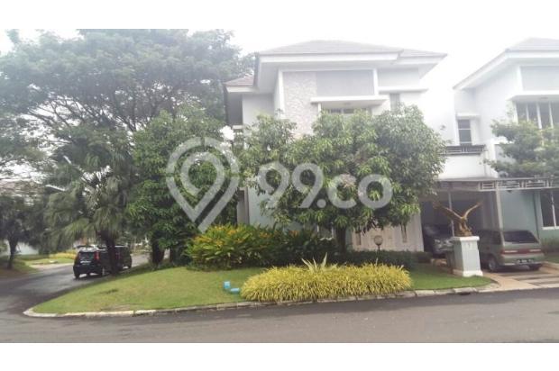 Dijual Rumah Bagus Lokasi Strategis Serpong Tangerang. 13427128