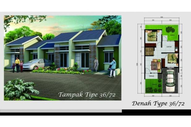 Miliki Rumah dengan DP Bisa Dicicil di Grand Al Ihsan 15145646