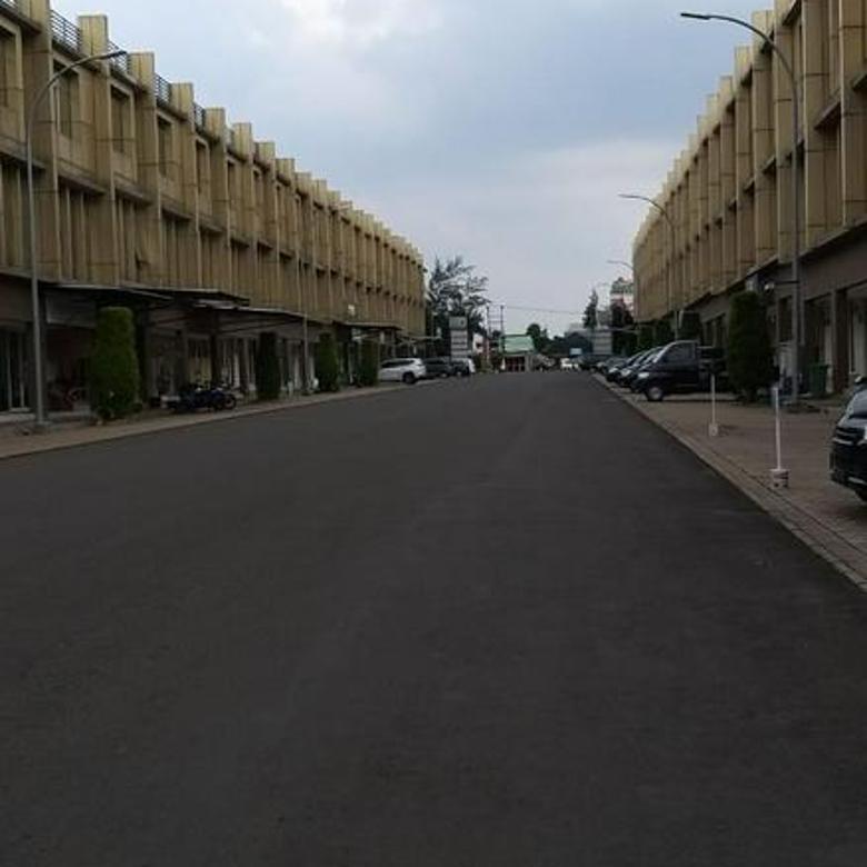 Jual Murah, Ruko Boulevard Green Village, Cipondoh, Tangerang