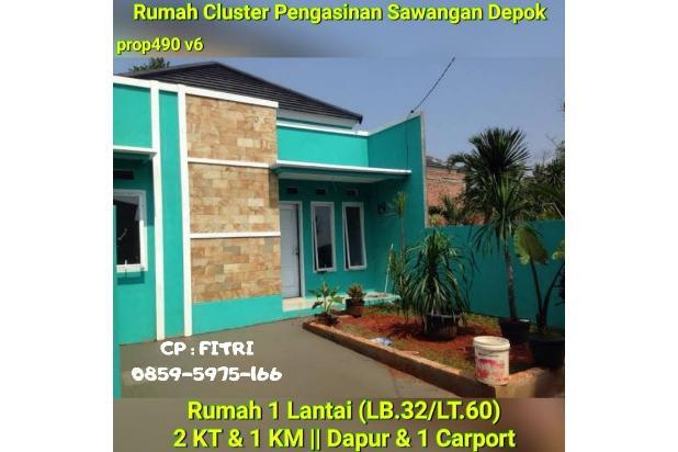 Rp461jt Rumah Dijual