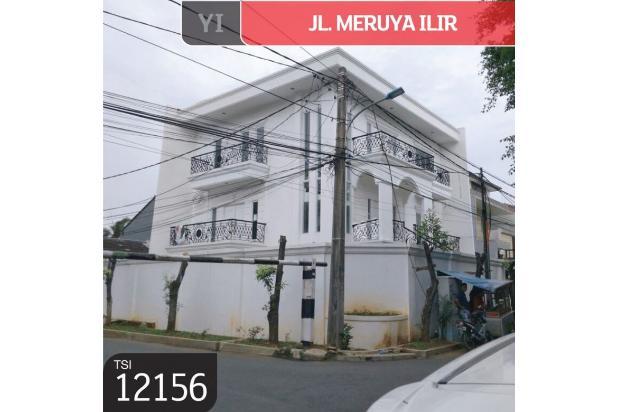 Rumah Jl. Meruya Ilir, Jakarta Barat, 15x16m, 3 Lt, SHM 21019984