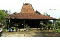 Rumah Joglo cck utk rumah tinggal atau villa dll