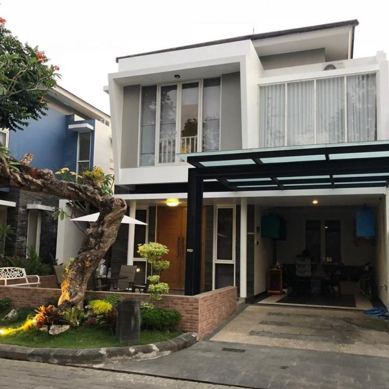 Rumah Mewah Premium dalam Perumahan Elit di Maguwoharjo