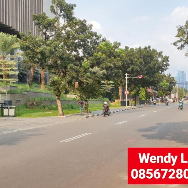 TANAH / RUMAH STRATEGIS at Jl. SENOPATI (2 ARAH), JARANG ADA