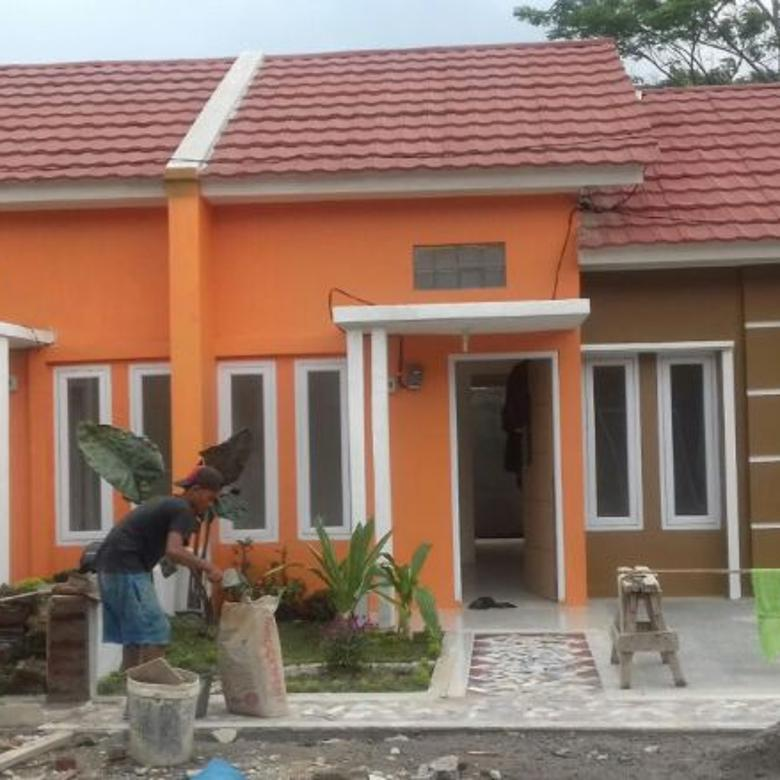 cicilan rumah murah di jatinangor Bandung timur 2019
