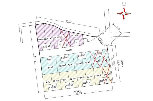 Miliki Satu dari 18 Lokasi Perumahan KPR DP 8 JUTA: Syarat Mudah 14417220