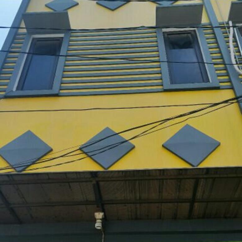 rumah murah kondisi bangunan bagus hadap selatan di jelambar