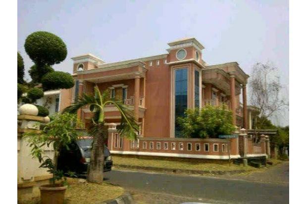 Rumah di hoek baguss di Modernland Tangerang 1308640