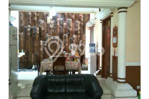 Rumah di hoek baguss di Modernland Tangerang 1308641