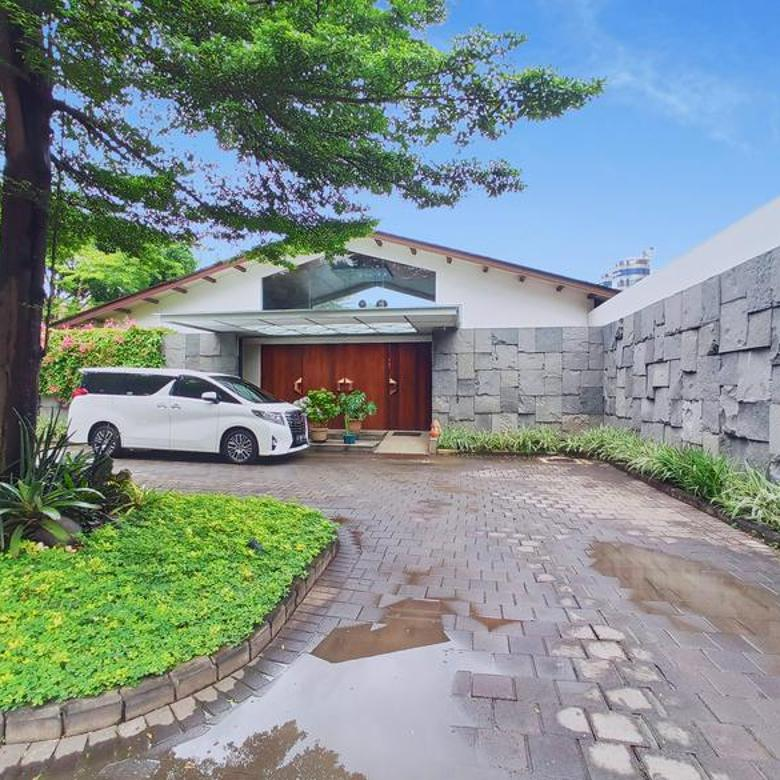 Rumah Mewah Berkonsep Resort Dalam Komplek di Cipete-Cilandak Jakarta Selatan