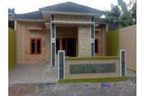 Rumah modern LT.112m ada 3KT di Purwomartani