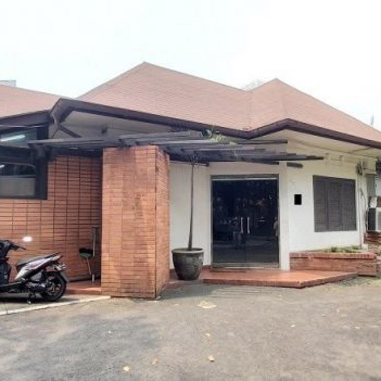 Rumah kantor di Cikini, Jakarta Pusat, Lokasi strategis