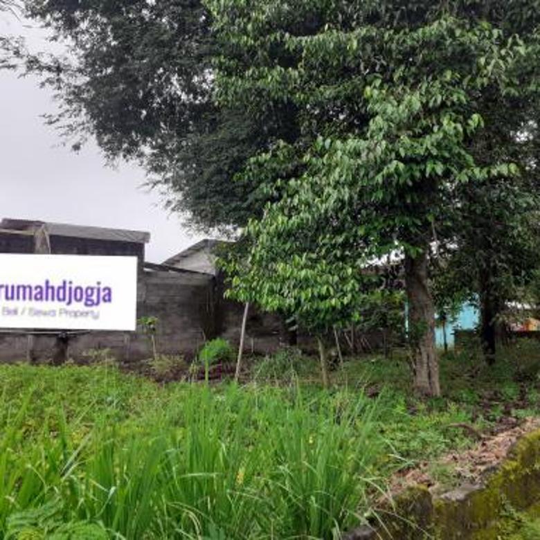 Tanah strategis jl palagan apartemen amartha