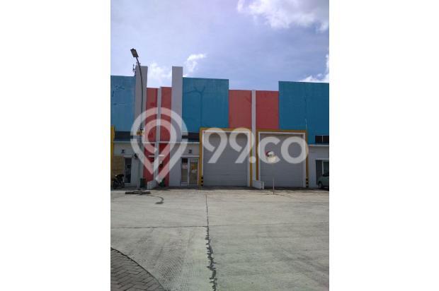 Dijual Gudang Bizpark sedayu lokasi strategis daan mogot Jakarta barat 15518409
