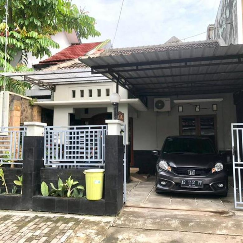 Rumah Cantik Murah Minimalis dkt RS Wirosaban & Jln Tamansiswa