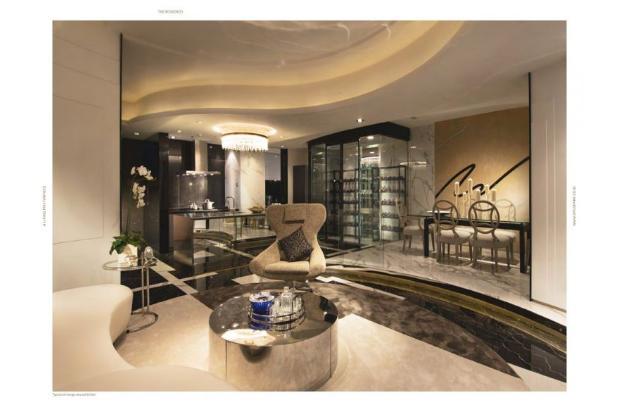 Rp806jt Apartemen Dijual
