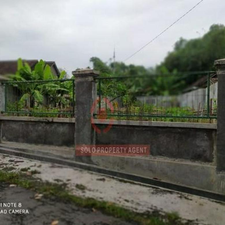 Tanah Dekat Tol Siap Bangun di Padokan Boyolali (MS)